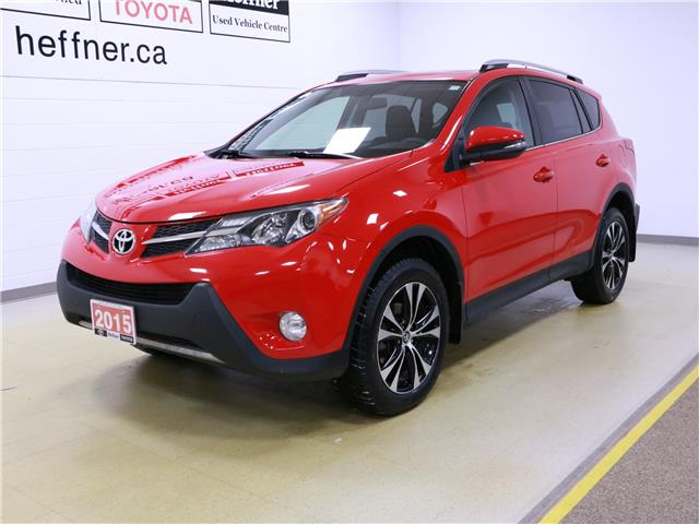2015 Toyota RAV4 XLE (Stk: 196210) in Kitchener - Image 1 of 31