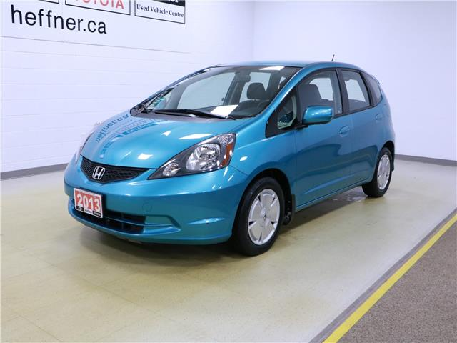 2013 Honda Fit LX (Stk: 196213) in Kitchener - Image 1 of 28