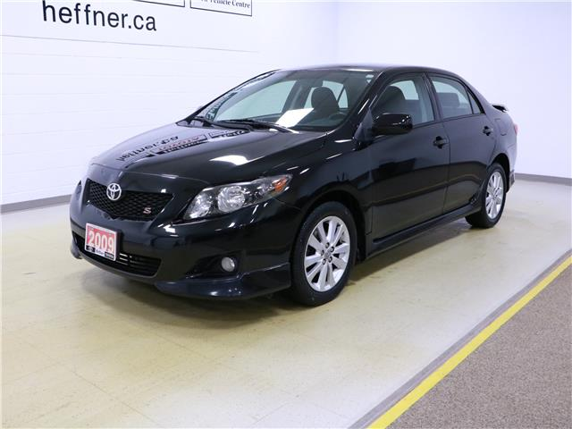 2009 Toyota Corolla S (Stk: 196188) in Kitchener - Image 1 of 27