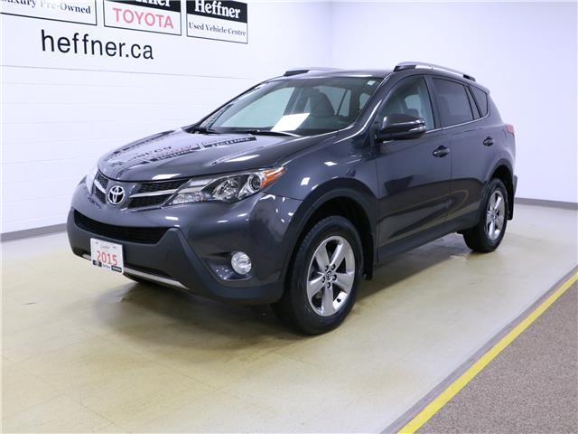 2015 Toyota RAV4 XLE (Stk: 196219) in Kitchener - Image 1 of 31
