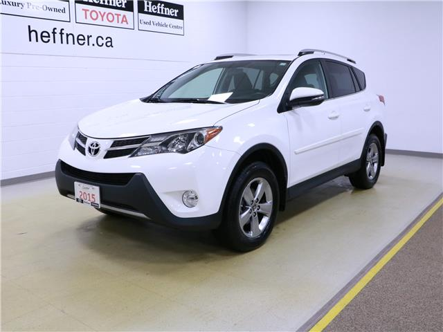 2015 Toyota RAV4 XLE (Stk: 196227) in Kitchener - Image 1 of 30