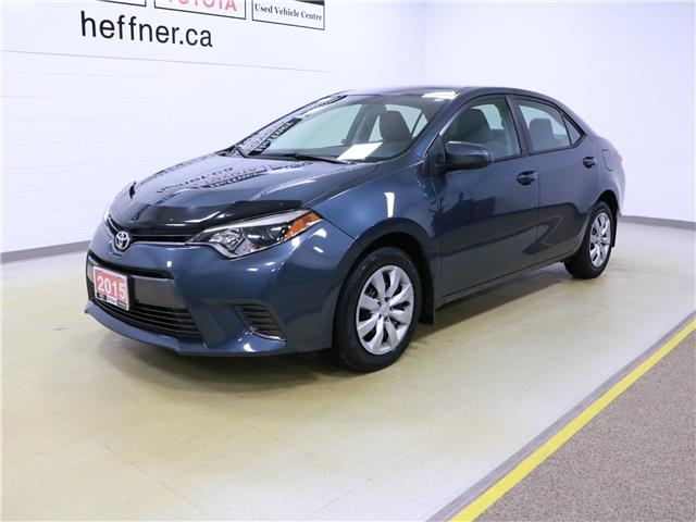 2015 Toyota Corolla LE (Stk: 196214) in Kitchener - Image 1 of 31