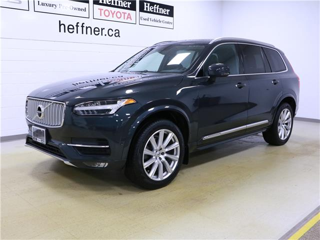 2017 Volvo XC90 T6 Inscription (Stk: 197360) in Kitchener - Image 1 of 32