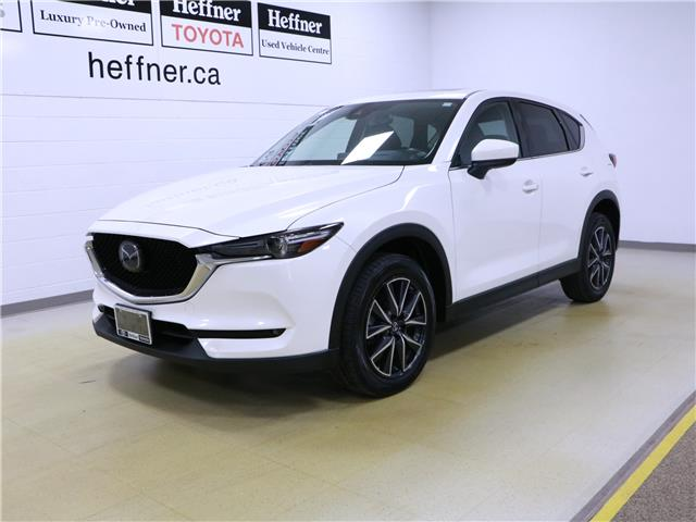 2018 Mazda CX-5 GT (Stk: 196266) in Kitchener - Image 1 of 31