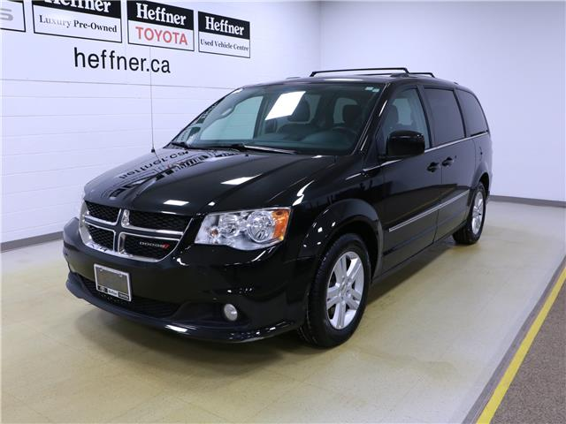 2016 Dodge Grand Caravan Crew (Stk: 196234) in Kitchener - Image 1 of 26
