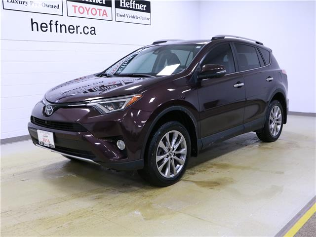 2016 Toyota RAV4 Limited (Stk: 196267) in Kitchener - Image 1 of 32