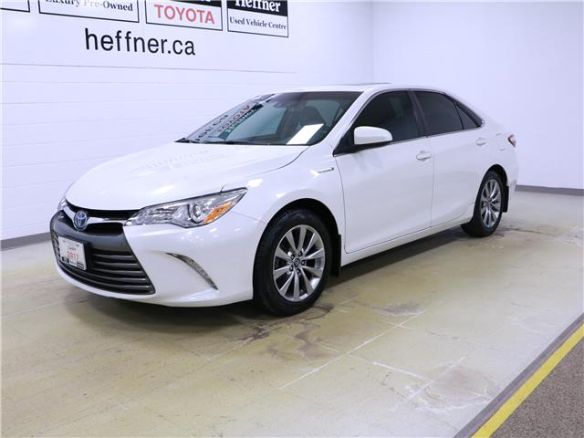2017 Toyota Camry Hybrid XLE (Stk: 196244) in Kitchener - Image 1 of 32