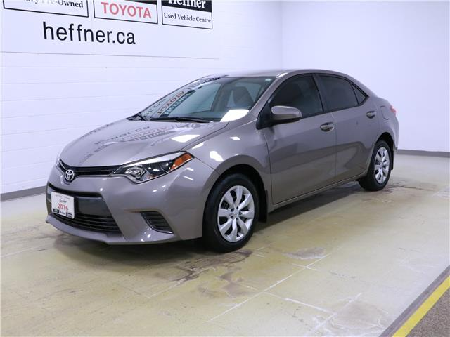 2016 Toyota Corolla LE (Stk: 196278) in Kitchener - Image 1 of 31