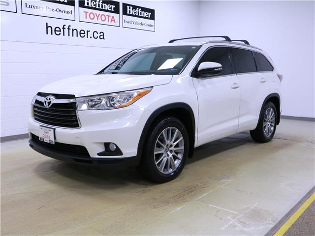2016 Toyota Highlander XLE (Stk: 196298) in Kitchener - Image 1 of 34