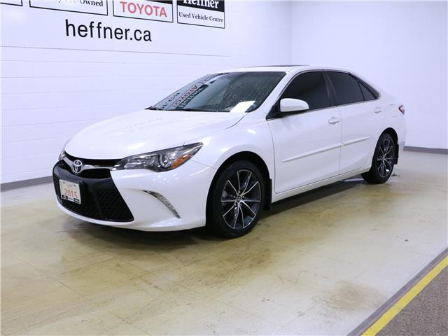 2015 Toyota Camry XSE (Stk: 196272) in Kitchener - Image 1 of 32