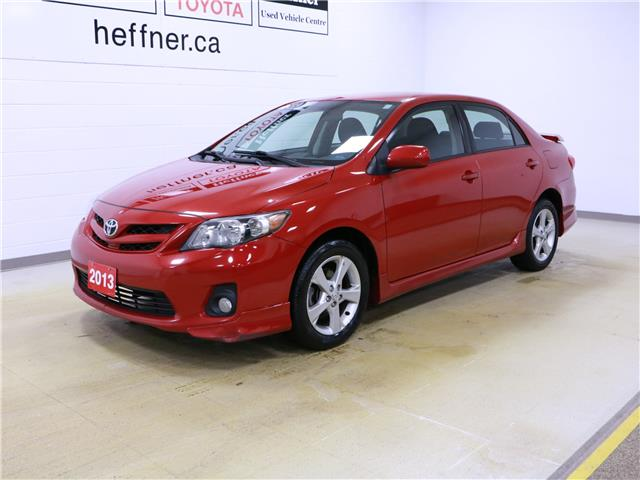 2013 Toyota Corolla S (Stk: 196353) in Kitchener - Image 1 of 27