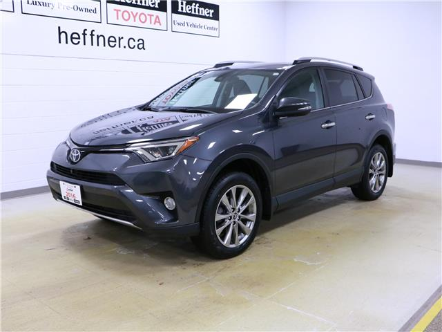 2016 Toyota RAV4 Limited (Stk: 196358) in Kitchener - Image 1 of 33