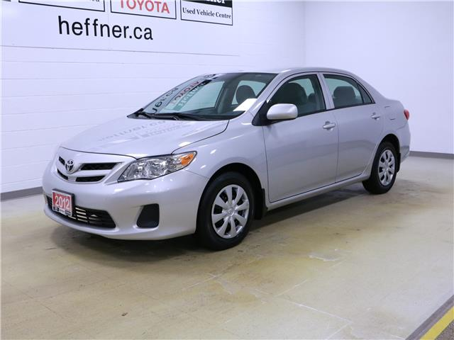 2012 Toyota Corolla CE (Stk: 196299) in Kitchener - Image 1 of 28