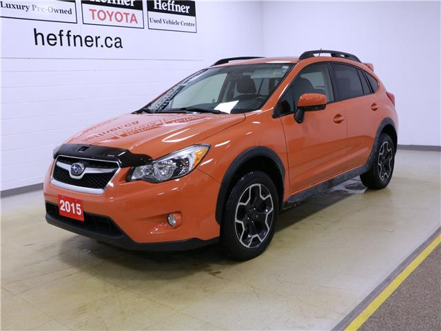 2015 Subaru XV Crosstrek Touring (Stk: 196321) in Kitchener - Image 1 of 28