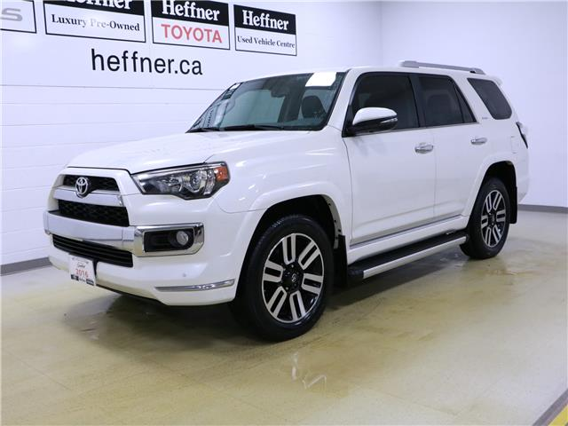 2016 Toyota 4Runner SR5 (Stk: 196328) in Kitchener - Image 1 of 33