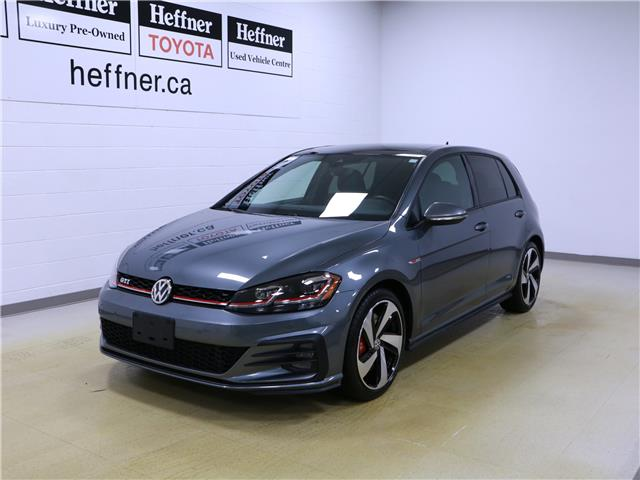 2018 Volkswagen Golf GTI 5-Door Autobahn (Stk: 205004) in Kitchener - Image 1 of 30