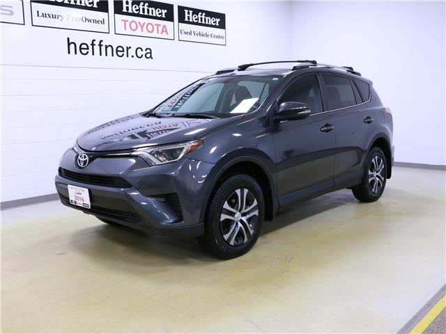2016 Toyota RAV4 LE (Stk: 196363) in Kitchener - Image 1 of 31