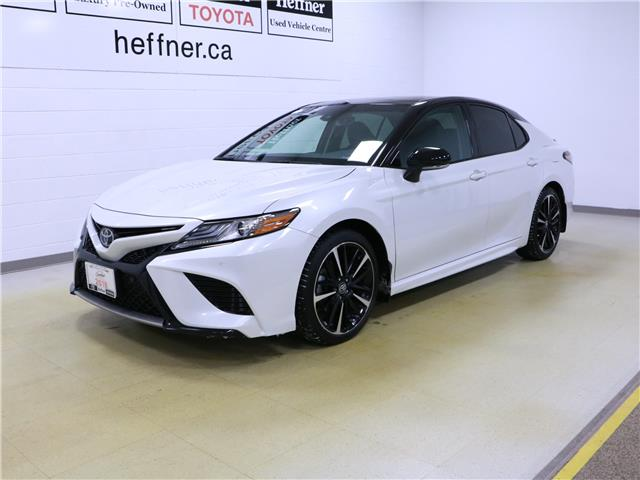 2018 Toyota Camry XSE (Stk: 205025) in Kitchener - Image 1 of 30