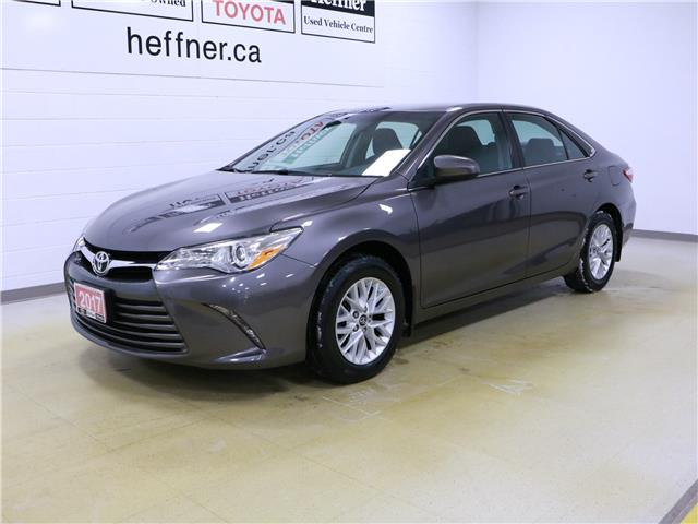 2017 Toyota Camry LE (Stk: 205022) in Kitchener - Image 1 of 30