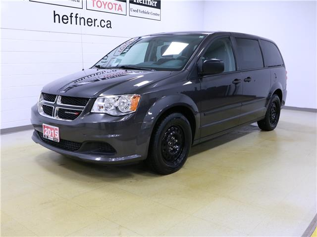 2015 Dodge Grand Caravan SE/SXT (Stk: 205015) in Kitchener - Image 1 of 30