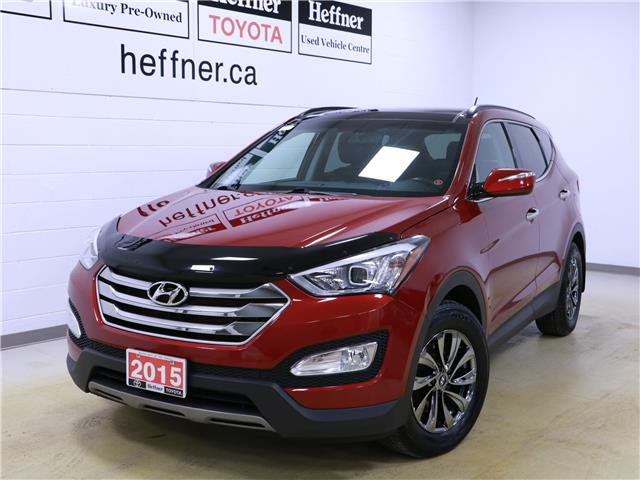 2015 Hyundai Santa Fe Sport 2.4 Luxury (Stk: 205039) in Kitchener - Image 1 of 23