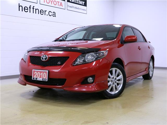 2010 Toyota Corolla S (Stk: 205062) in Kitchener - Image 1 of 21