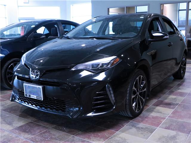 2017 Toyota Corolla SE (Stk: 205082) in Kitchener - Image 1 of 6