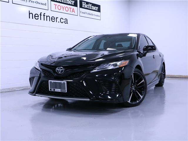 2018 Toyota Camry XSE (Stk: 205091) in Kitchener - Image 1 of 24
