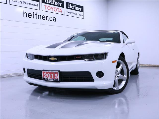 2015 Chevrolet Camaro LT (Stk: 205095) in Kitchener - Image 1 of 24