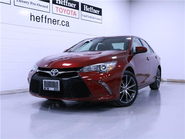 2016 Toyota Camry XSE (Stk: 205035) in Kitchener - Image 1 of 24