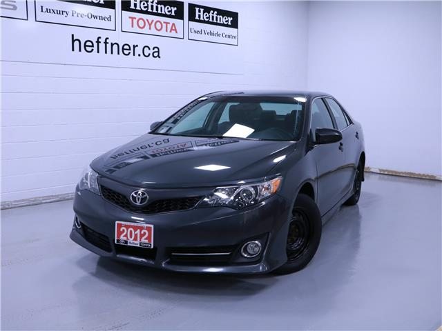 2012 Toyota Camry SE (Stk: 205107) in Kitchener - Image 1 of 20