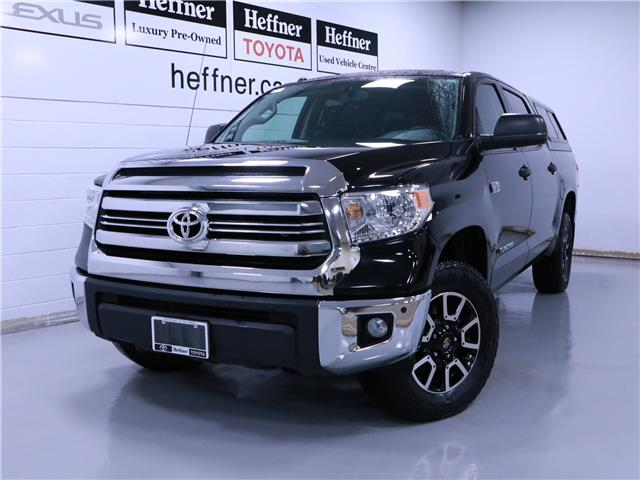 2017 Toyota Tundra SR5 Plus 5.7L V8 (Stk: 205125) in Kitchener - Image 1 of 23
