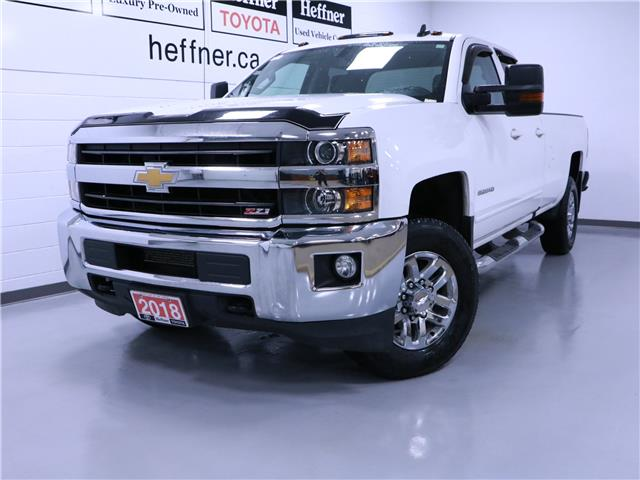 2018 Chevrolet Silverado 2500HD LT (Stk: 205143) in Kitchener - Image 1 of 22