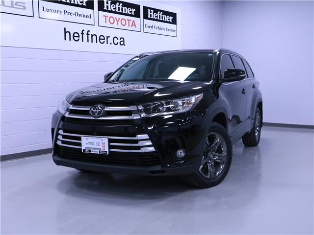 2018 Toyota Highlander Limited (Stk: 205230) in Kitchener - Image 1 of 27