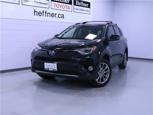 2018 Toyota RAV4 Hybrid Limited (Stk: 205193) in Kitchener - Image 1 of 25