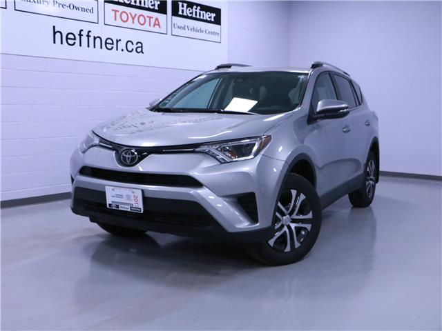 2017 Toyota RAV4 LE (Stk: 205202) in Kitchener - Image 1 of 23