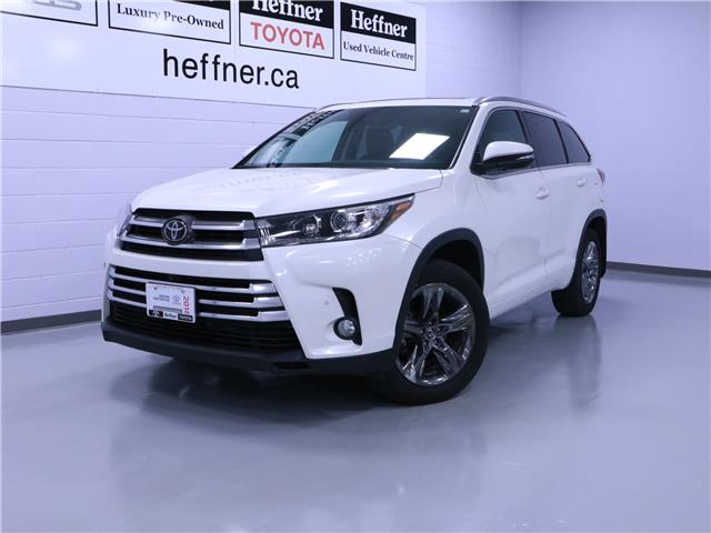2018 Toyota Highlander Limited (Stk: 205246) in Kitchener - Image 1 of 28
