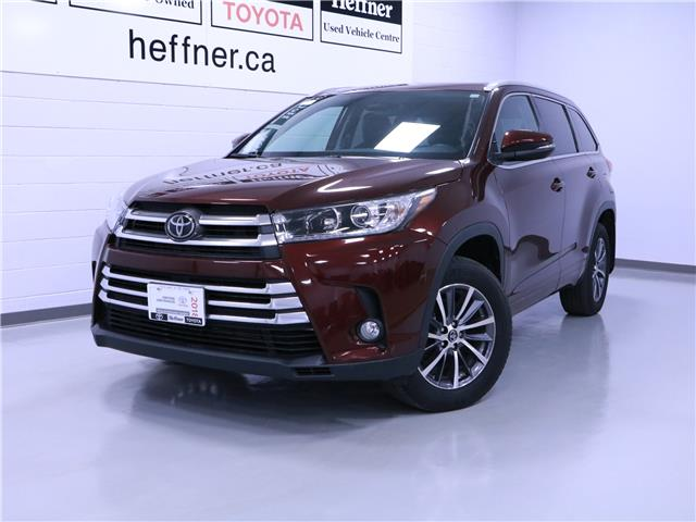 2018 Toyota Highlander XLE (Stk: 205244) in Kitchener - Image 1 of 25