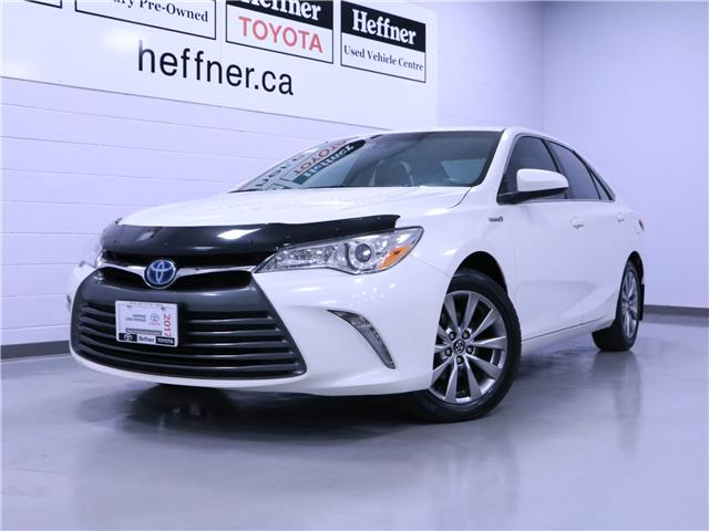 2017 Toyota Camry Hybrid XLE (Stk: 205252) in Kitchener - Image 1 of 24