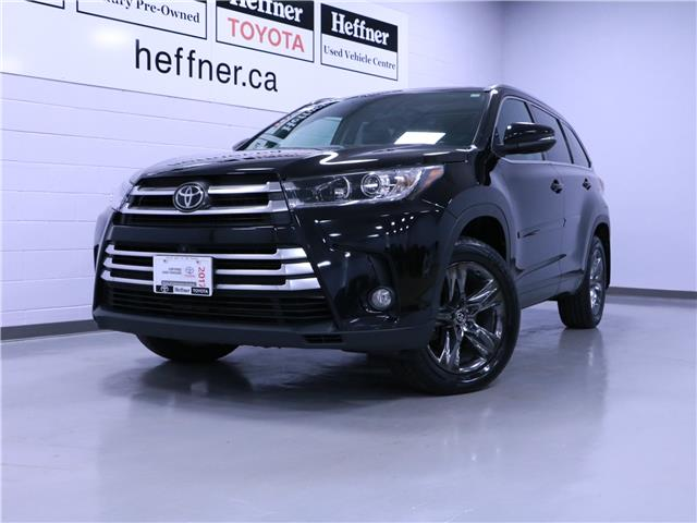 2017 Toyota Highlander Limited (Stk: 205269) in Kitchener - Image 1 of 28