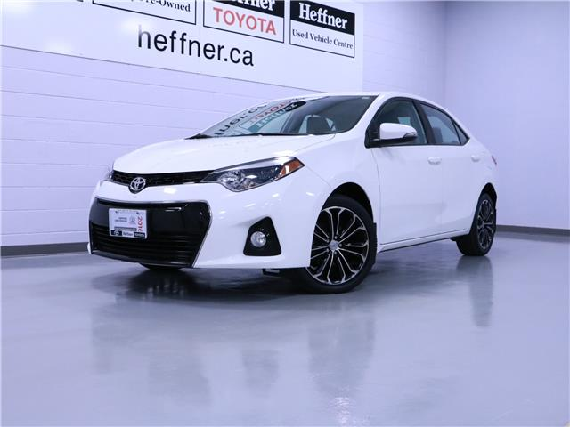 2016 Toyota Corolla S (Stk: 205266) in Kitchener - Image 1 of 23