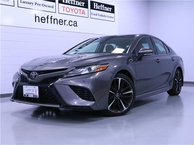 2018 Toyota Camry XSE (Stk: 196248) in Kitchener - Image 1 of 24