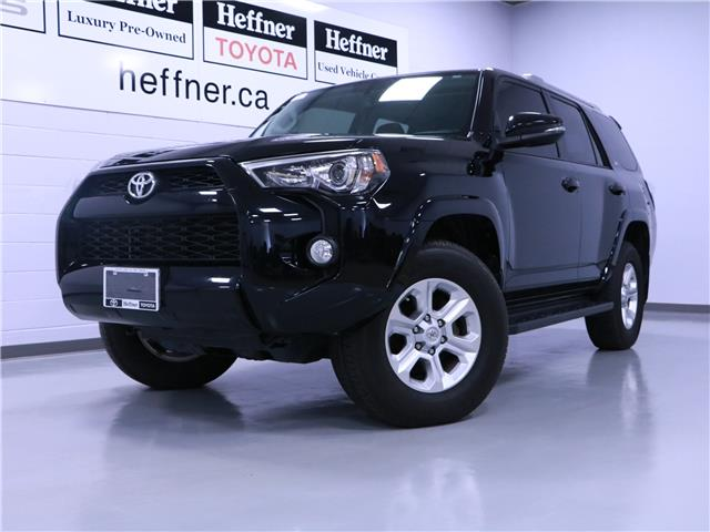 2017 Toyota 4Runner SR5 (Stk: 196000) in Kitchener - Image 1 of 25