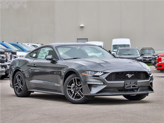 2019 Ford Mustang EcoBoost (Stk: 190315) in Hamilton - Image 1 of 21