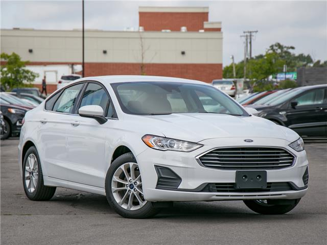 2019 Ford Fusion SE (Stk: 190369) in Hamilton - Image 1 of 25