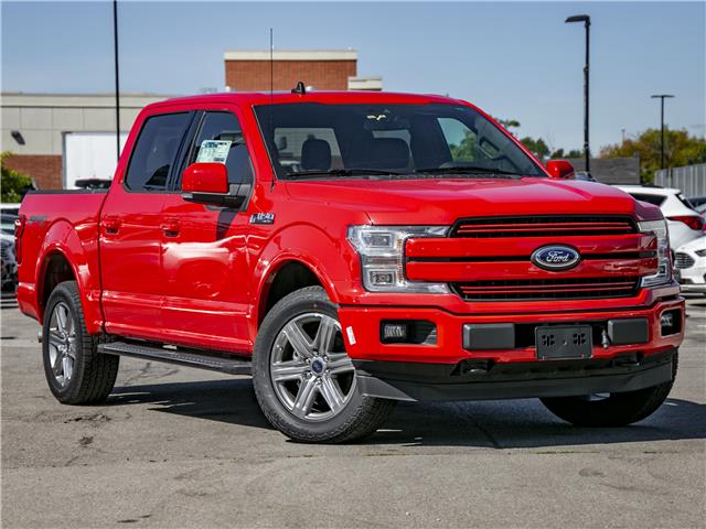 2019 Ford F-150 Lariat (Stk: 190146) in Hamilton - Image 1 of 30