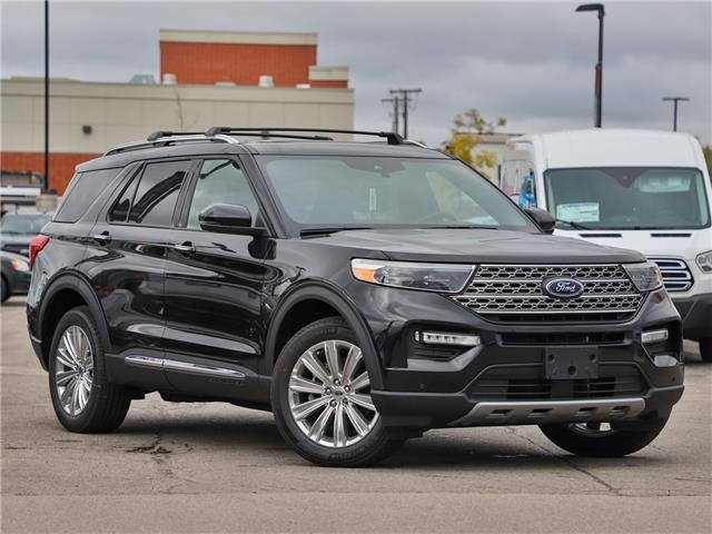 2020 Ford Explorer Limited (Stk: 200007) in Hamilton - Image 1 of 30
