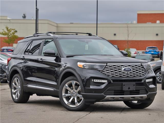 2020 Ford Explorer Platinum (Stk: 200026) in Hamilton - Image 1 of 31