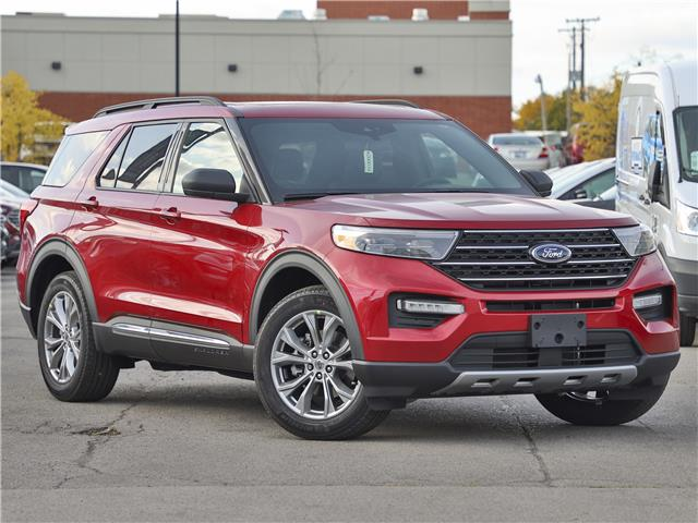 2020 Ford Explorer XLT (Stk: 200037) in Hamilton - Image 1 of 27