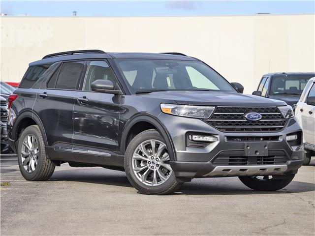 2020 Ford Explorer XLT (Stk: 200042) in Hamilton - Image 1 of 29